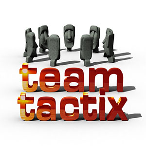 Branding Logo Design: Team Tactix 03